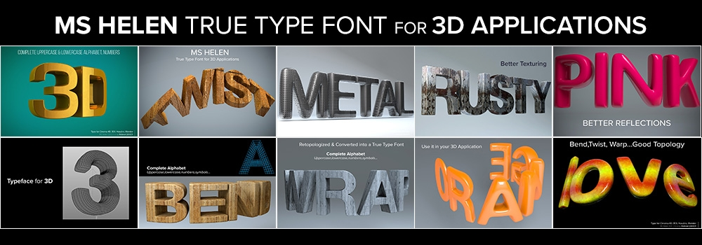 ms-helen-typeface-for-3d